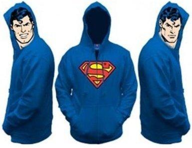 Superman All View Hoodie