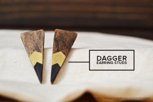 Deco Dagger-Inspired