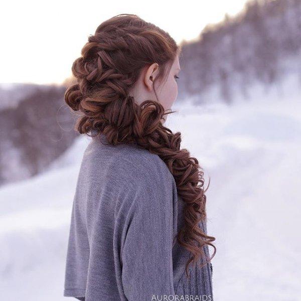 hood, clothing, hair, hairstyle, brown,