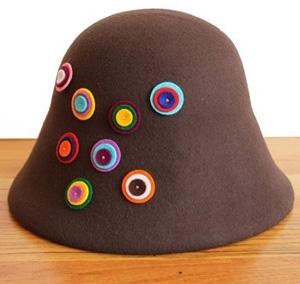 Mod Dots Bucket Hat