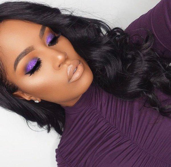 color, hair, face, purple, pink,