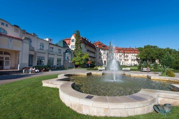 Danubius Health Spa Resort – Slovakia