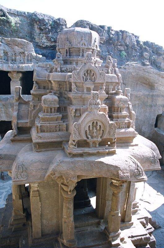 Ellora Caves, Maharashtra
