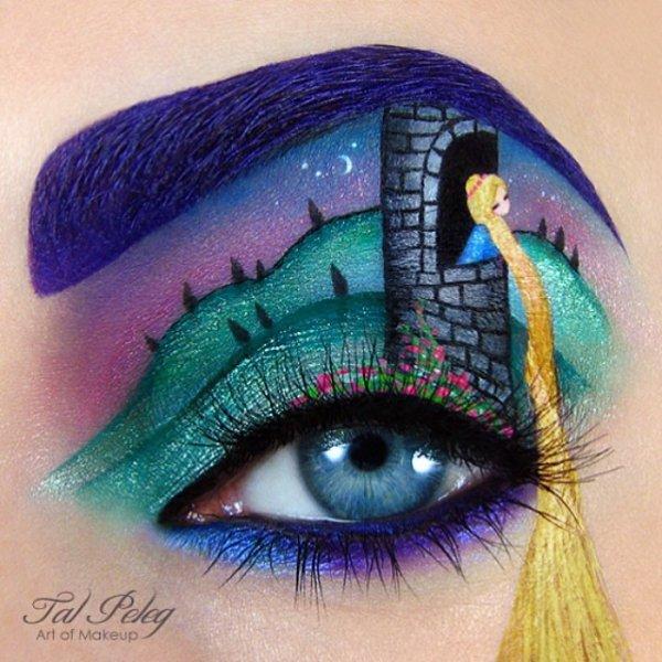 color,face,blue,purple,violet,