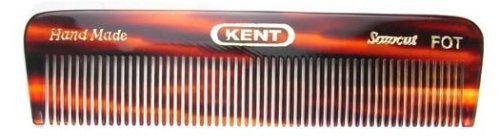 Kent Hand-Made 113mm All Fine Pocket Comb
