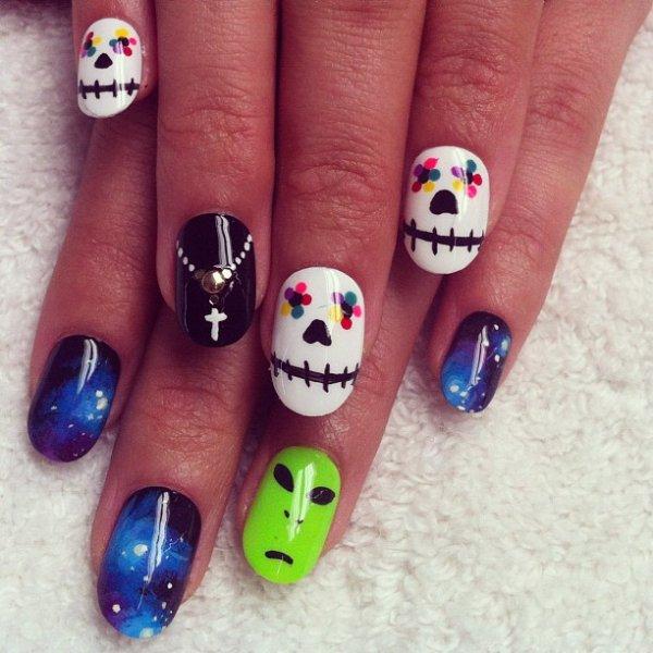 nail, manicure, acrylic paint, cosmetics, nail care,