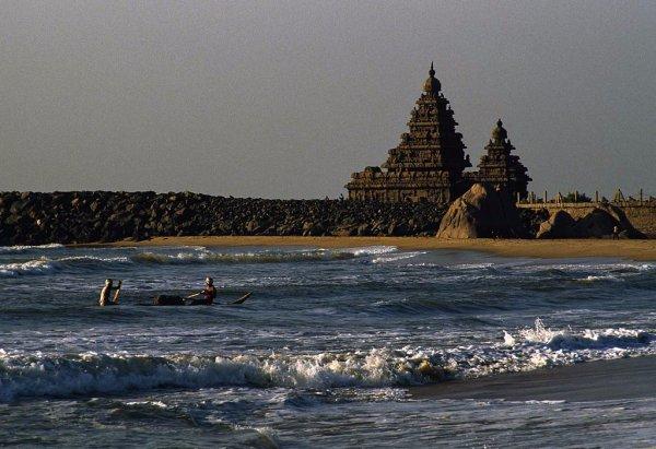 Mahabalipuram Beach, Chennai