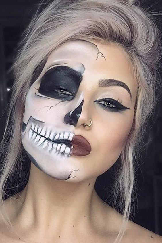 face, eyebrow, beauty, nose, head,