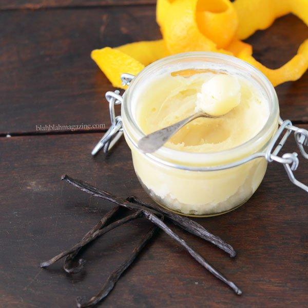 Orange and Vanilla Hand Cream