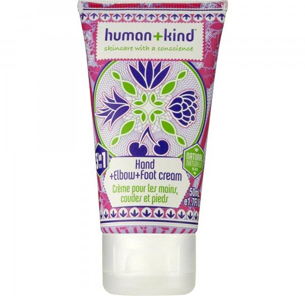 Human + Kind: Hand + Elbow + Foot Cream