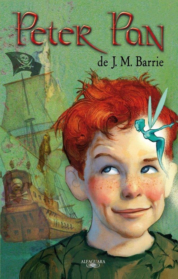 Peter Pan – J. M. Barrie
