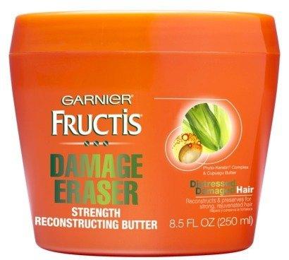 Garnier Fructis Damage Eraser Strength Reconstructing Butter Hair Mask