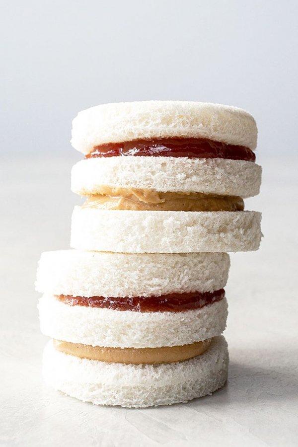 Sandwich Cookies, Food, Dessert, Baked goods, Vanilla,