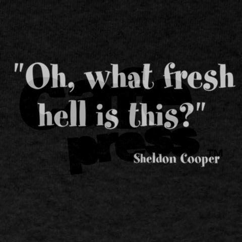Gotta Love Sheldon