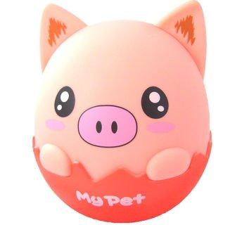 Piglet Egg Shaped Money Box