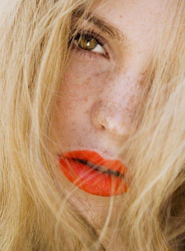 Lips like the Sun