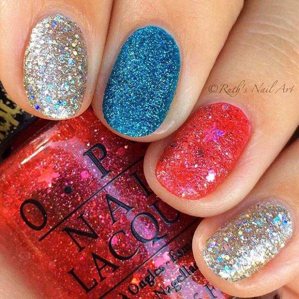 color, nail, finger, red, nail polish,
