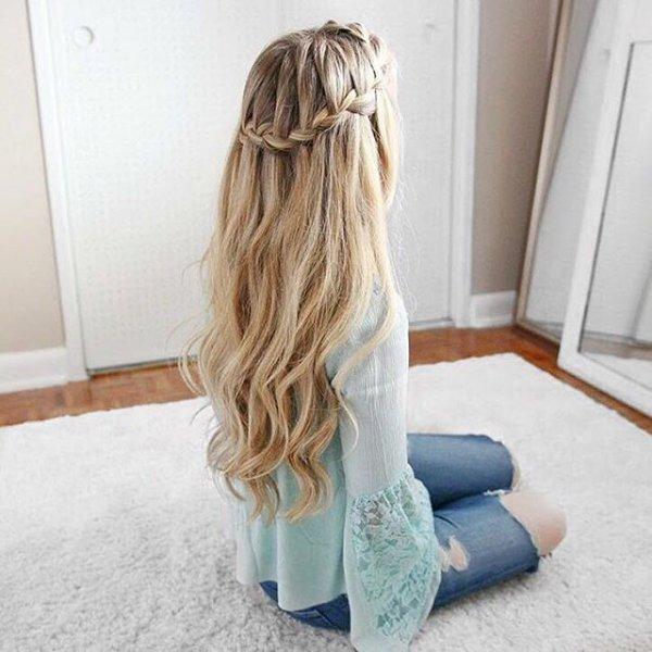 clothing, hair, hairstyle, long hair, costume,