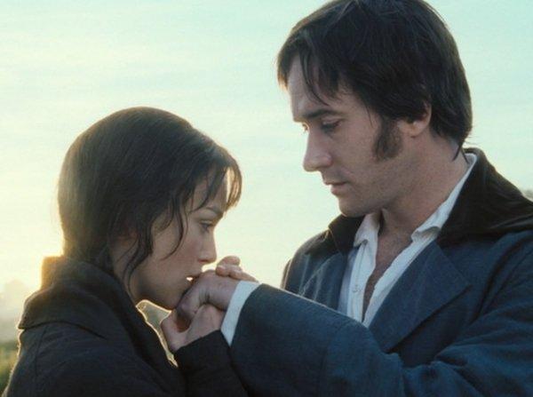 "Elizabeth and Mr. Darcy, ""Pride and Prejudice"""