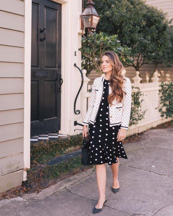 clothing, polka dot, pattern, snapshot, design,