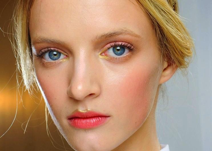 Monochrome Lips & Eyes