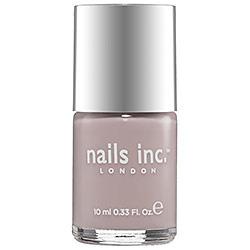 Pale Neutral - Nails Inc. Nail Polish in 'Basil Street'
