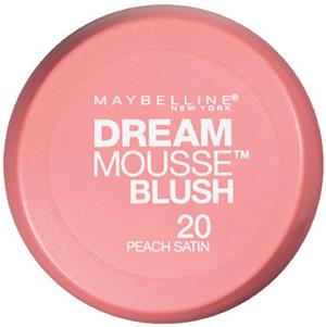 Maybelline Dream Mousse Blush - Peach Satin