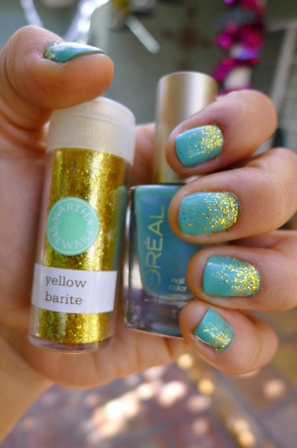 Glitter Nails - 8 Fun Nail Polish Trends for Summer ... …