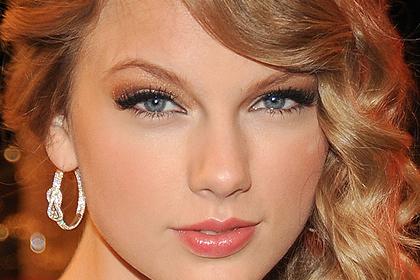 Taylor Swift: Gold Eyeshadow