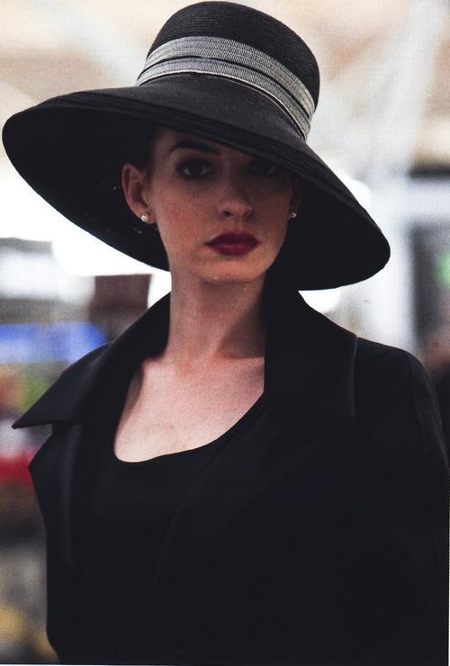 Anne Hathaway as Selina Kyle in Batman: the Dark Knight Rises