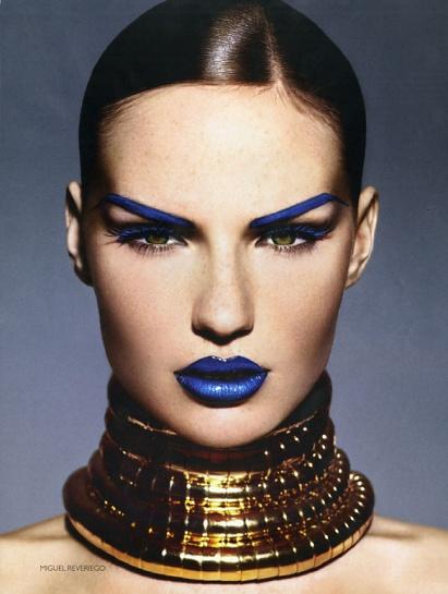 6 Makeup Must Haves For Summer 2017: 7 Weird Makeup Trends To Avoid ... Makeup