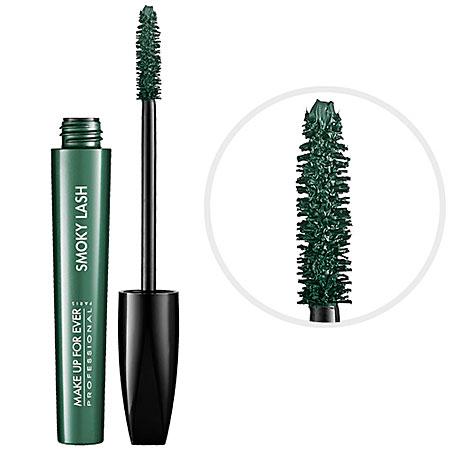 Make up for Ever Green Smoky Lash Mascara
