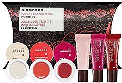 Korres – the Lip Blockbuster Volume II