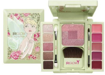 Pixi PixiGlow Fairy Face Palette - Pixi Belle