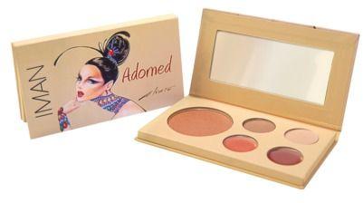 IMAN Adorned Cosmetic Kit