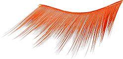 Illamasqua Orange False Eye Lashes