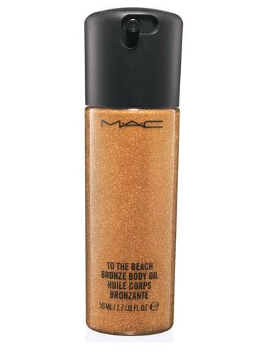 MAC Temperature Rising Bronze Body Oil