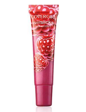 Covergirl Wetslicks Fruit Spritzers Lipgloss in Raspberry Splash