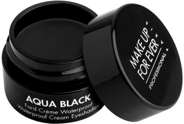 Make up for Ever Aqua Cream in Black