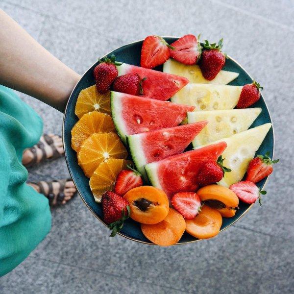 food, plant, produce, fruit, dish,