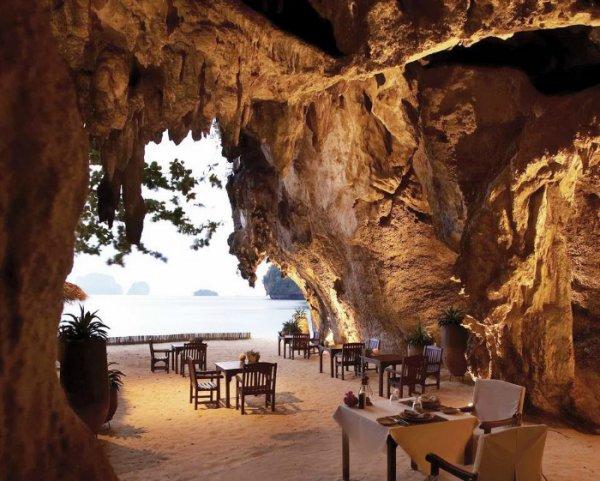 The Grotto - Krabi, Thailand