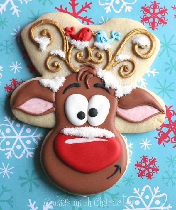 food,dessert,reindeer,cake decorating,deer,