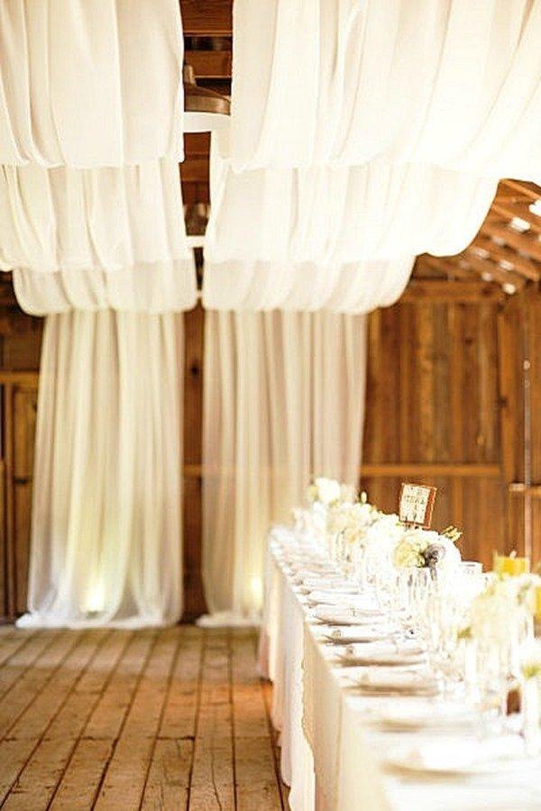 9 Gorgeous Decorating Ideas for a Barn Wedding ...