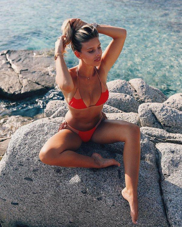 swimwear, beauty, vacation, model, leg,