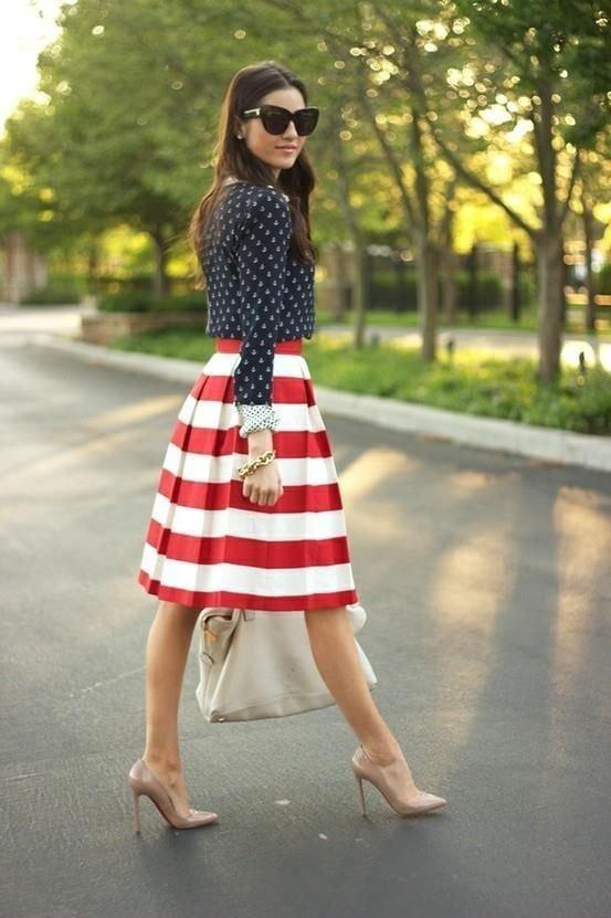 Blouse + Skirt
