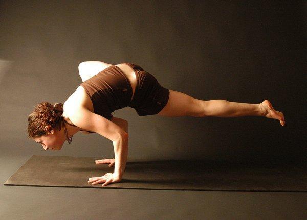 two people yoga