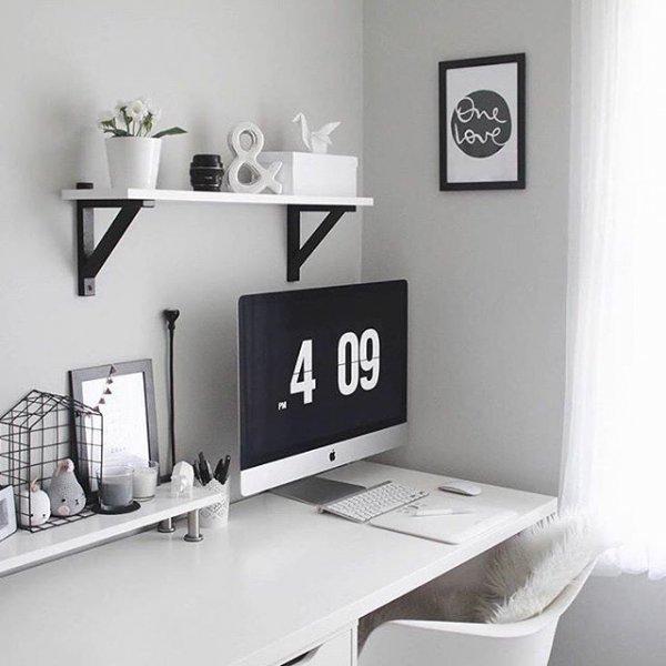 room, furniture, shelf, wall, office,