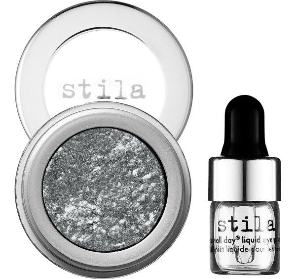 Stila Magnificent Metals Foil Finish Eye Shadow in Titanium