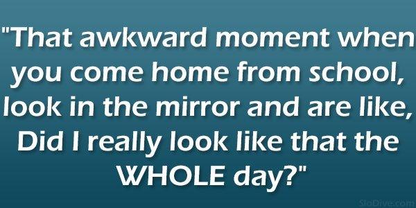 Mistaken Mirrors