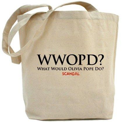 WWOPD? Tote Bag